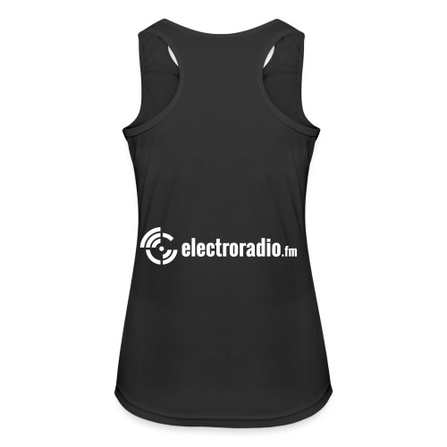 electroradio.fm - Women's Breathable Tank Top