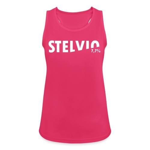 Stelvio Koers - Vrouwen tanktop ademend actief