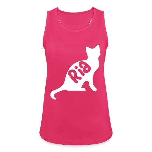 Team Ria Cat - Women's Breathable Tank Top