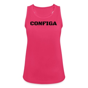 Configa Logo - Women's Breathable Tank Top