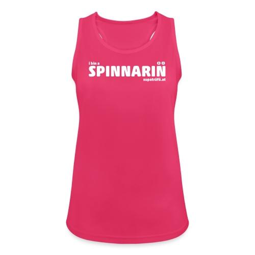 supatrüfö SPINNARIN - Frauen Tank Top atmungsaktiv