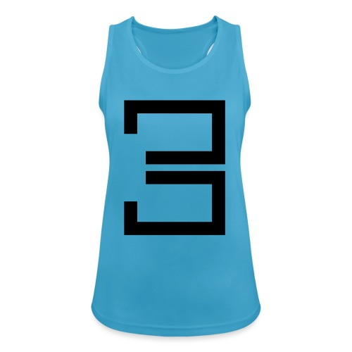 3 - Women's Breathable Tank Top