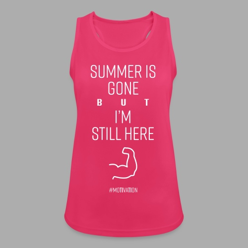 SUMMER IS GONE but I'M STILL HERE - Women's Breathable Tank Top