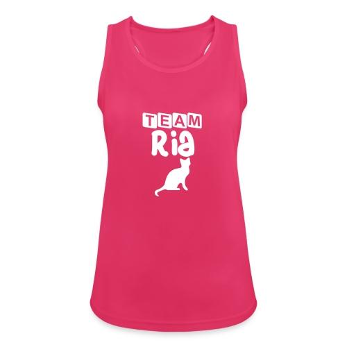 Team Ria - Women's Breathable Tank Top