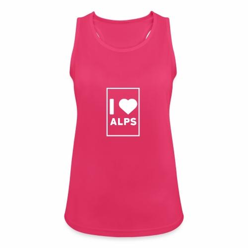 love alps - Débardeur respirant Femme