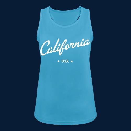 California - Frauen Tank Top atmungsaktiv