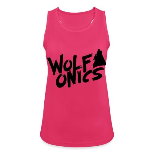 Wolfonics - Frauen Tank Top atmungsaktiv