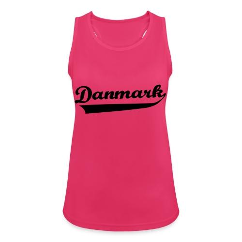 Danmark Swish - Dame tanktop åndbar