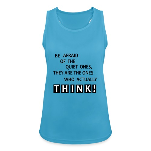 THINK - Frauen Tank Top atmungsaktiv