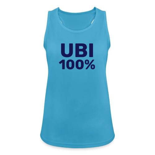 UBI 100% - Women's Breathable Tank Top