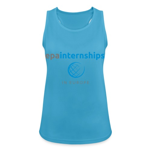 EPA Shirt Grey - Women's Breathable Tank Top