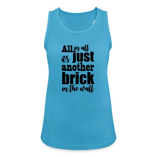 another brick vect - Débardeur respirant Femme