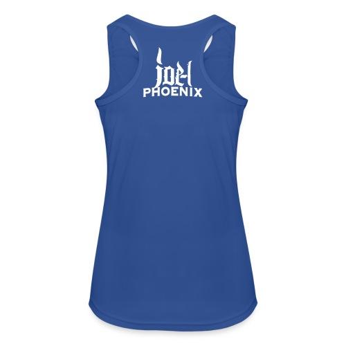 logo joel - Frauen Tank Top atmungsaktiv
