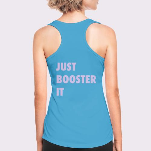 just boost it - Women's Breathable Tank Top