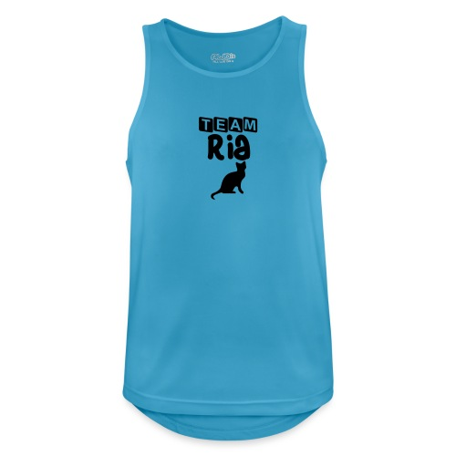 Team Ria - Men's Breathable Tank Top