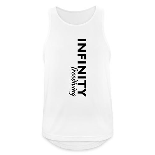 Infinity - Männer Tank Top atmungsaktiv