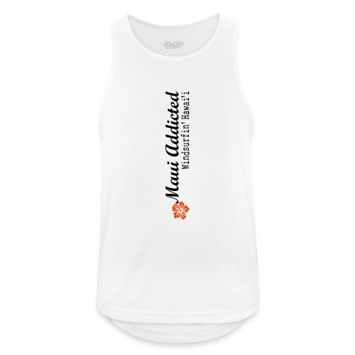 MAddLogoVert ai - Men's Breathable Tank Top