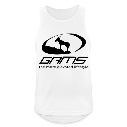 GAM5 - Männer Tank Top atmungsaktiv