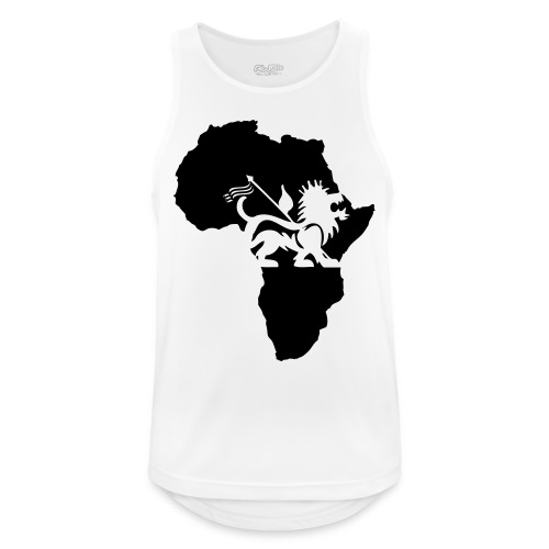 lion_of_judah_africa - Men's Breathable Tank Top