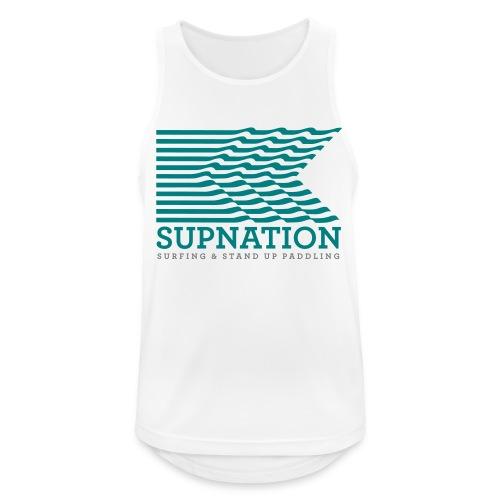 SUPNATION2015 - Männer Tank Top atmungsaktiv