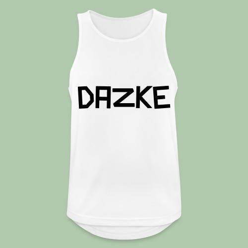 dazke_bunt - Männer Tank Top atmungsaktiv