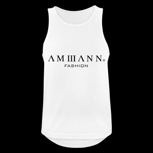 AMMANN Fashion - Männer Tank Top atmungsaktiv