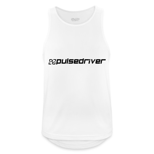 Pulsedriver Beanie - Men's Breathable Tank Top