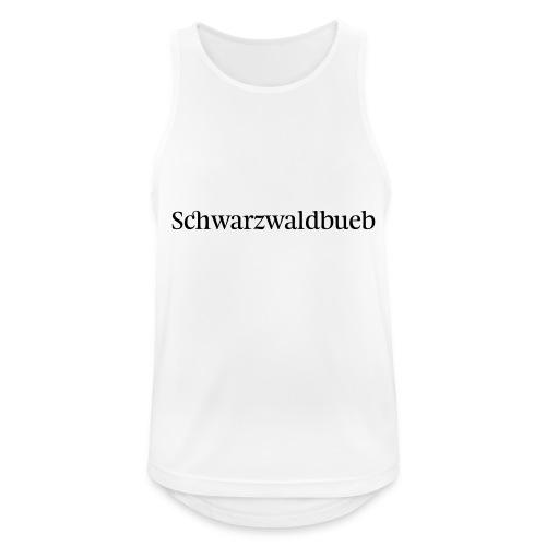 Schwarwaldbueb - T-Shirt - Männer Tank Top atmungsaktiv