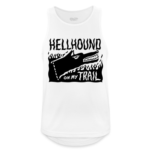 Hellhound on my trail - Men's Breathable Tank Top