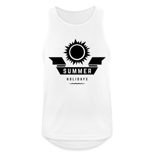 Summer holidays - Miesten tekninen tankkitoppi