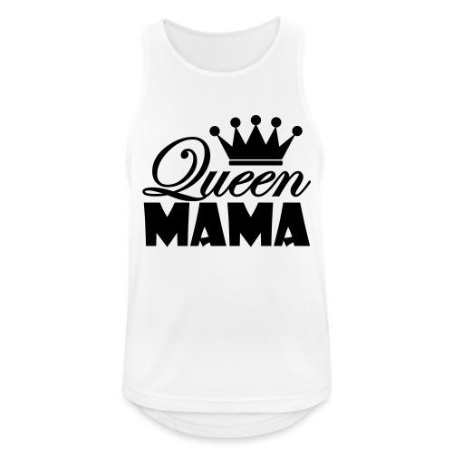 queenmama - Männer Tank Top atmungsaktiv