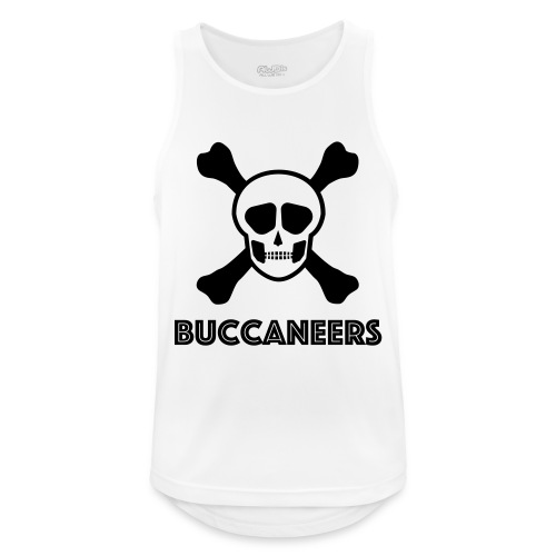 Buccs1 - Men's Breathable Tank Top