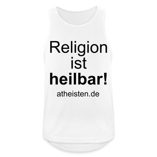 religion_ist_heilbar - Männer Tank Top atmungsaktiv