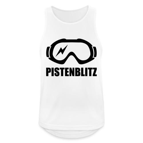 pistenblitz - Männer Tank Top atmungsaktiv