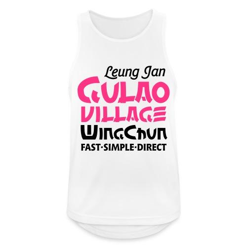 GulaoWingChun - Männer Tank Top atmungsaktiv