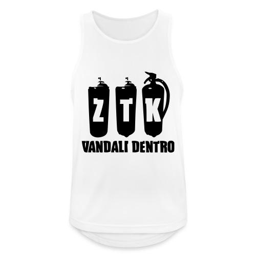 ZTK Vandali Dentro Morphing 1 - Men's Breathable Tank Top