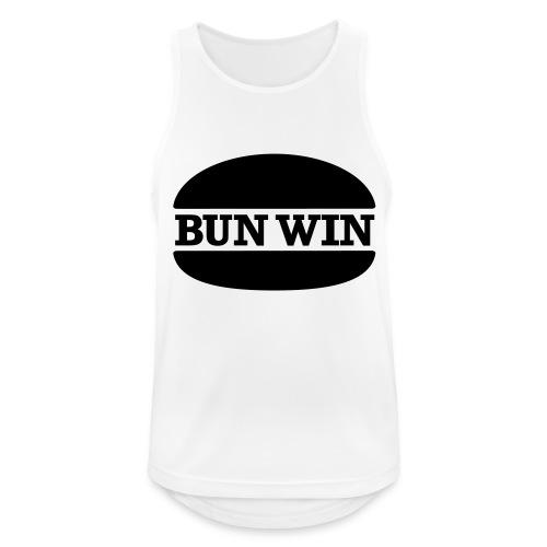 bunwinblack - Men's Breathable Tank Top