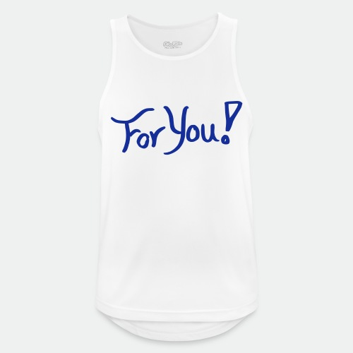 for you! - Men's Breathable Tank Top