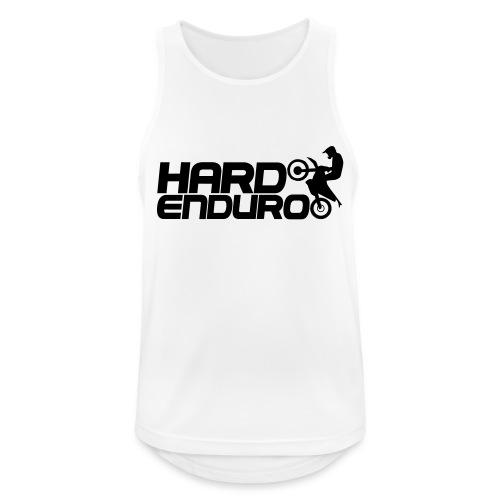Hard Enduro Biker - Männer Tank Top atmungsaktiv