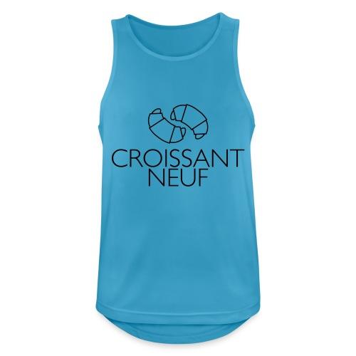 Croissaint Neuf - Mannen tanktop ademend actief