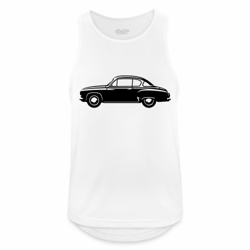 Classic car Coupe - Men's Breathable Tank Top