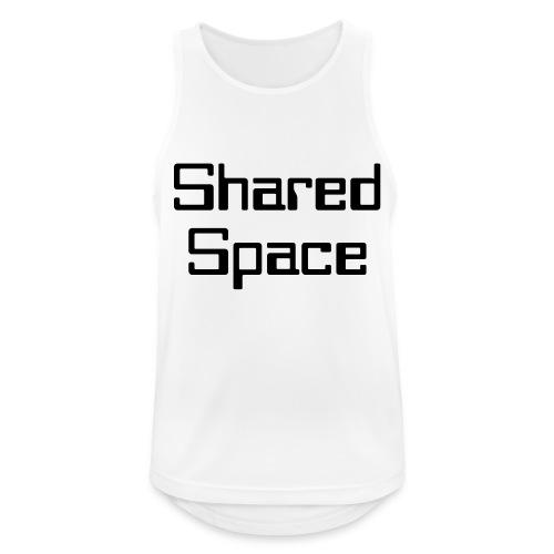 Shared Space - Männer Tank Top atmungsaktiv