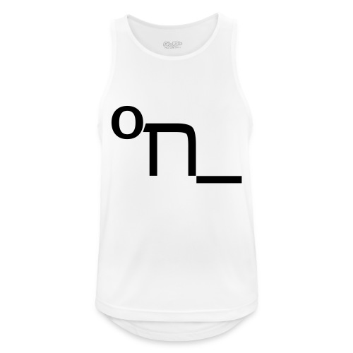 DRUNK - Men's Breathable Tank Top