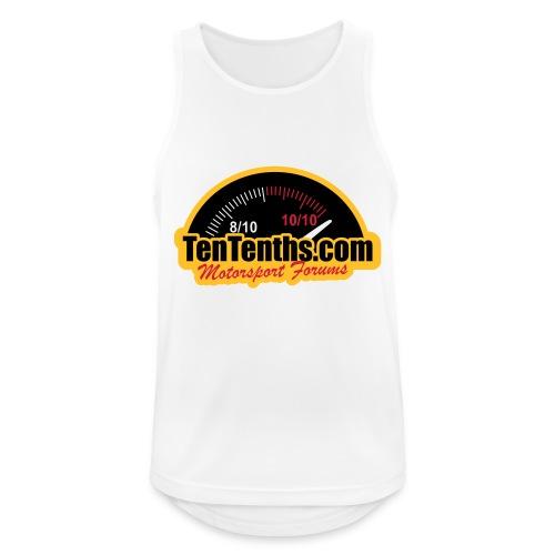 3Colour_Logo - Men's Breathable Tank Top
