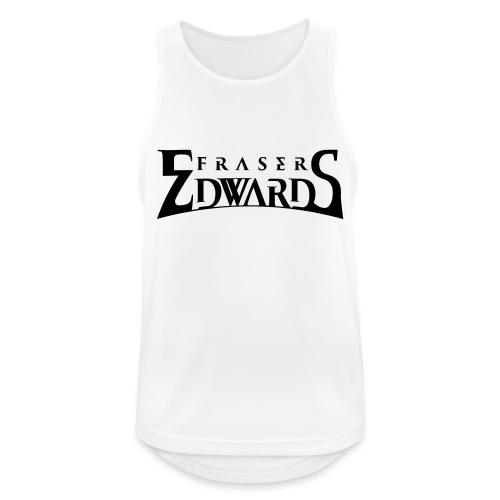Fraser Edwards Men's Slim Fit T shirt - Men's Breathable Tank Top