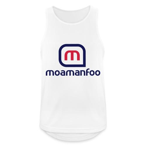 Moamanfoo - Débardeur respirant Homme