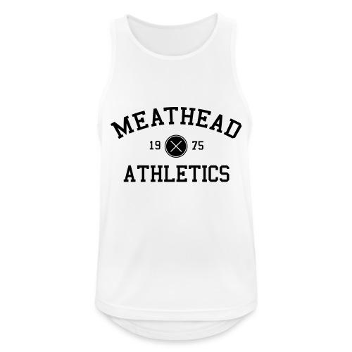 Meathead Athletics T-paita - Miesten tekninen tankkitoppi