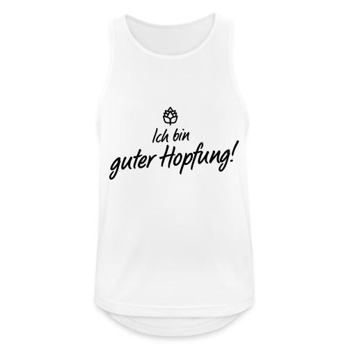 Guter Hopfung - Männer Tank Top atmungsaktiv