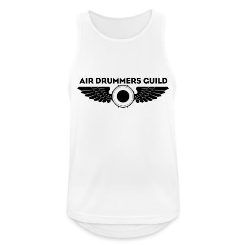 ADG Drum'n'Wings Emblem - Men's Breathable Tank Top