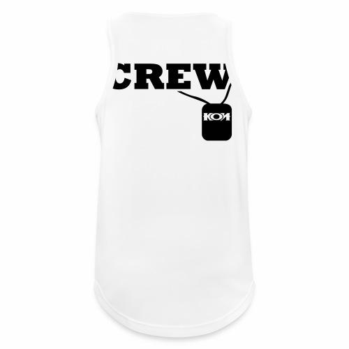 KON - Crew - Männer Tank Top atmungsaktiv